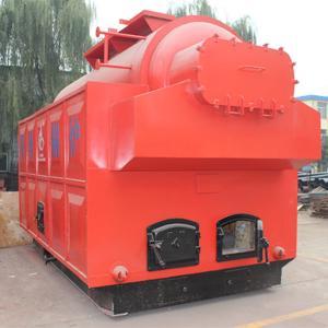 China 1 ton 2 ton 4ton Biomass Fired Horizontal Type Steam Boiler Price on sale