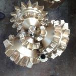 bocado tricone dos dentes de aço do CS de 11 5/8 de 291.8mm API para a broca do campo petrolífero