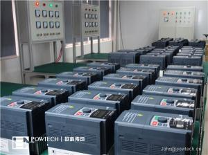 China 4kw Vector Control AC Frequency Drives / Motor Drive 220v ,380v ,460v on sale