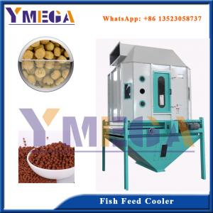 China Good Performance Full Stainless Steel Fish Food Cooling Machine From China on sale