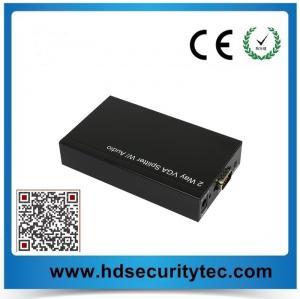 China 1 Input 2 Output 2 VGA Splitter 500Mhz 2 Port VGA Splitter video splitter, top quality on sale