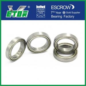 China Durable Vetor Radial Deep Groove Ball Bearing With Small Friction Resistance on sale