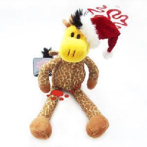China Plush Christmas Deer Toy (TPJR0246) on sale