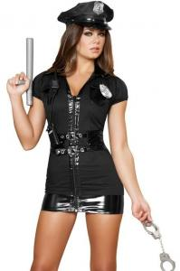 quality naughty patrol police officer costume ladies halloween costumes for sale