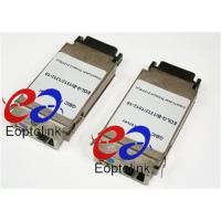 GBIC WDM 1.25Gbps 20km SC Optical Transceiver Module