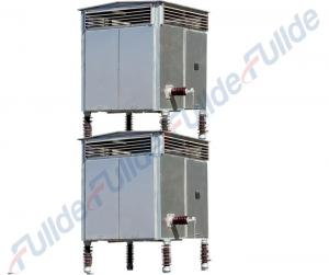 China 500 Ohm Harmonic Filter Resistor / Damping Resistors In Transmission System on sale