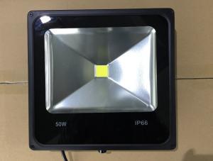 China Led Slim Flood Light 50w with PIR motion sensor ,IP66 led flood light on sale