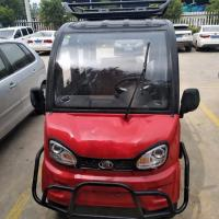 China S-E02 Electric mini car, closed Electric passenger car, Left steering wheel on sale