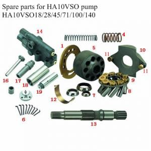 China Rexroth HA10VSO Hydraulic Pump Parts for Engineering, Ship on sale