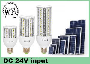 China Low Voltage Input 24V LED Corn Bulb E27 10W For Outdoor Solar Panel Light on sale
