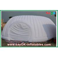 Oxford Cloth Inflatable Air Tent , Diameter 5m Air Tent For Camping