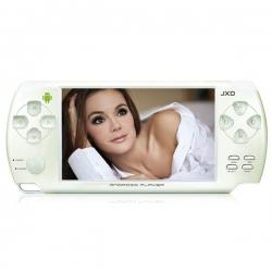 China 1.2GHZ 7 inch mp5 game player with 5 multi point capacitive touch screen on sale