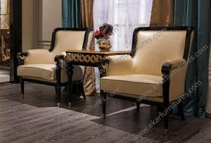 China Leather cafe chairs Italian Leather Chairs Industrial Leather Chair Lounge Suite TR-011 on sale