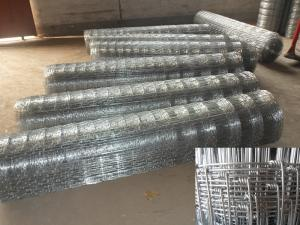 China Hot dipped Galvanized Field Fence, Prairie fence, Cattle Fence, Glassland fence on sale