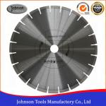 Professional 14 Diamond Concrete Saw Blades For Walk Behind Concrete Saw