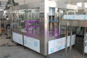 China Automatic drinking water bottling machine , High Speed filling machine on sale