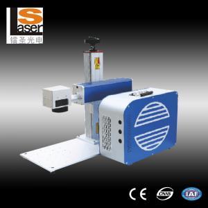 China Usb Interface Laser Part Marking Machines For Metal Engrave Long Lifespan on sale