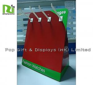 China Various Forms Poster Standee Display Cardboard Pos Displays With Digital Printing on sale