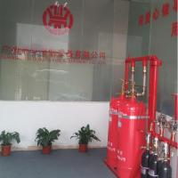 China Clean  Gas 2kg Fire Extinguisher Pipe System on sale