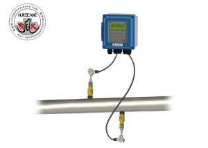 China Wall Mounted Insertion Ultrasonic Flow Meter Measurement Instruments on sale