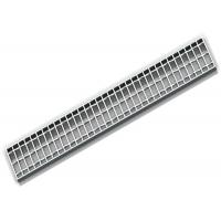 Outside Steel Galvanized Trench Grates For Driveways / Bicycle Guard