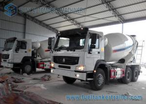 China HOWO 10 Wheeler 6 Cubic Metre Right Hand Drive Concrete Mixer Truck on sale