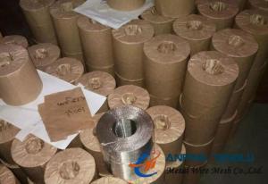 Quality Tira de aço inoxidável da malha com material SS302, 304, 304L, 316, 316L, 430, for sale