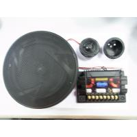 40 Watts 6.5 Inch 4Ohm 88dB Car Component Speakers , 65 Hz ~20K Hz