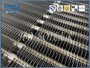 China Heat Transfer H Boiler Fin Tube Industrial Using Tube Fin Heat Exchanger ASME Standard on sale