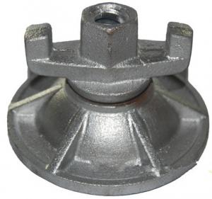 China High Tensile Formwork Wing Nut Scaffolding Grey Iron Casting With Tie Rod on sale
