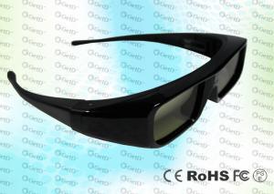 China OEM 3D Digital Cinema IR Shutter Glasses,cinema use, encrypted and non-encrypted models on sale