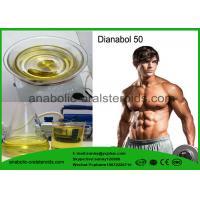 Women Bodybuilding Anabolic Oral Steroids Metandienone CAS 72-63-9 Dianabol / Dbol
