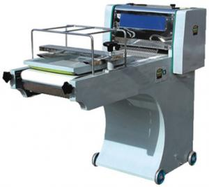 China Bread Baking Equipment For Business To Make Bread , Toast Bread Moulder Machine on sale