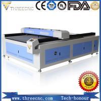 Profession laser manufacturer laser cutting machine for sale TL1325-80W. THREECNC