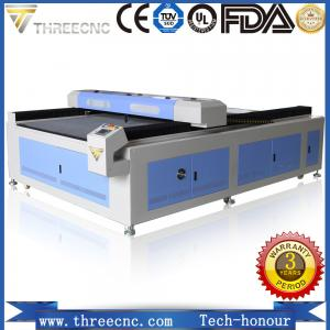China Most popular laser engraving machine price for nonmetal material  TL1325-80W. THREECNC on sale