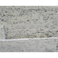 Seamless Grey Marble Kitchen Countertop Corrosion Resistant Design