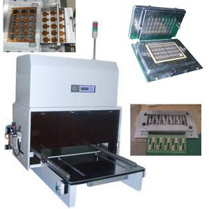 China lcd display fpc, fpc connector,flex pcb(FPC) and rigid pcb punching machine, CWPL on sale