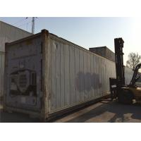 Dry Second Hand Metal Storage Containers For Logistics And Transport