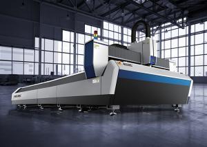 China 1000w Fiber CNC Laser Cutting Machine for Sale IPG Fiber Laser Cutter Price on sale