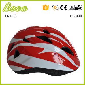 China New Children bike helmet safety riding PVC Shell cheap price on sale