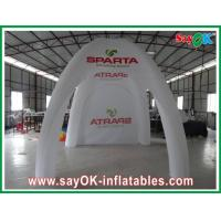 Camping Event Durable Inflatable Air Tent Damp Proof With Logo Printing