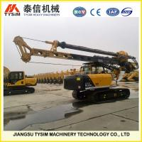 Super hydraulic auger drilling rig KR80A,pile driving machine