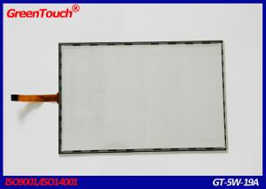 China Economical Resistive 19 Inch Sunlight Readable Touch Screen For Linux on sale