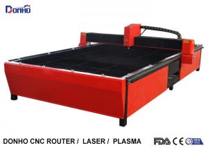 China High Efficiency CNC Plasma Metal Cutting Machine With Table 1300mm*2500mm on sale