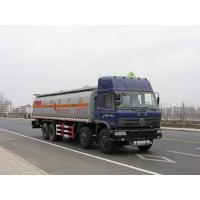 Dongfeng 8*4 27cbm chemical liquid truck for delivery dimethylamine(CLW5310GHYT3)