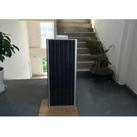 Light Weight All In One Solar LED Street Light No Ghosting With Motion Sensor