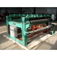China Full Automatic Hexagonal Wire Mesh Making Machine / Automatic Gabion Mesh Machine on sale