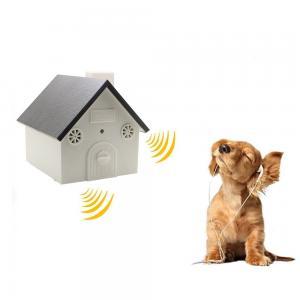 China Durable waterproof Ultrasonic Dog Bark Control Detects barking up to 50 feet away on sale