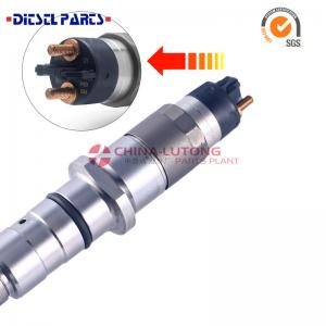China dodge 5.9 cummins injectors 0 445 120 078 Cummins Fuel Injector Replacemen fits FAW Truck J5、J6 on sale