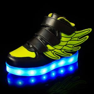 China Children New Fashion Sports Shoes for Lether PU on sale